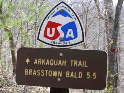 Arkaquah Trail